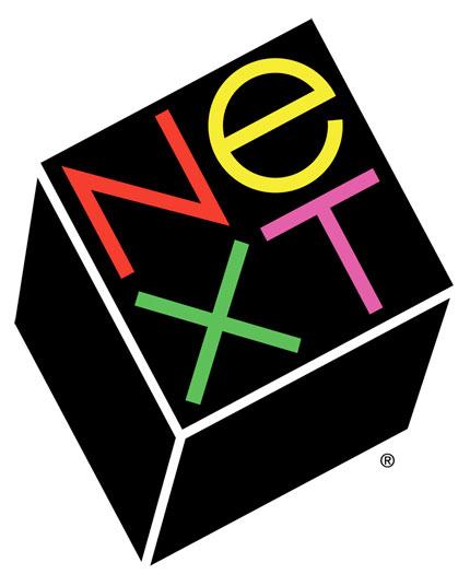 Next logo paul rand