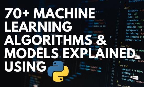 Python ML Programs