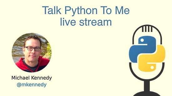 CircuitPython and MicroPython – Talk Python Live Stream