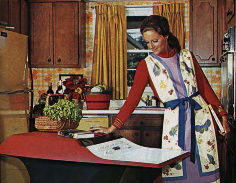 Honeywell Kitchen Computer Neiman Marcus Catalog 1969 Courtesy Computer History Museum