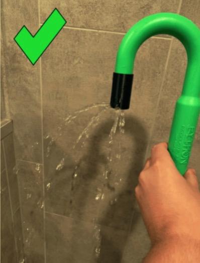 Python Hook Water Diverter by bstewart74 Thingiverse