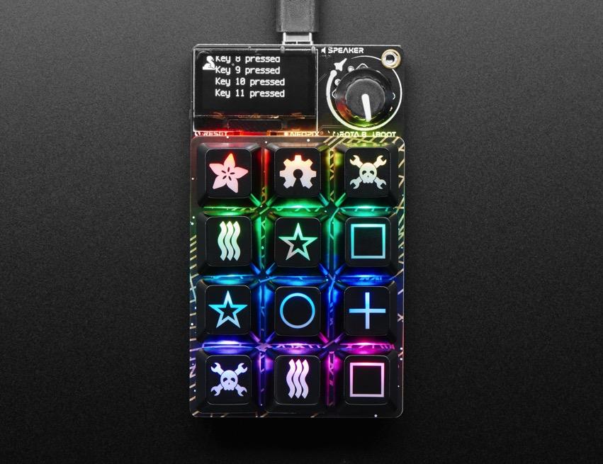 Zener ESP keycap top demo ORIG 2021 07
