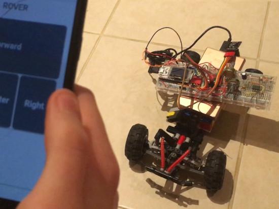 Electronics - George Gunn project