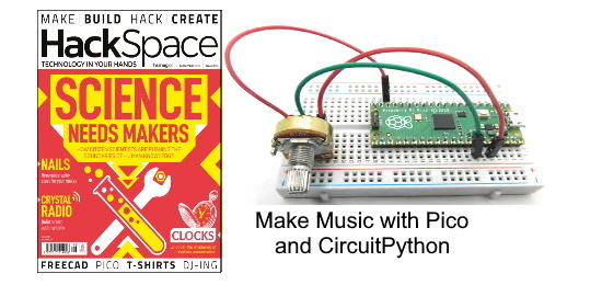 Make Music with Pico