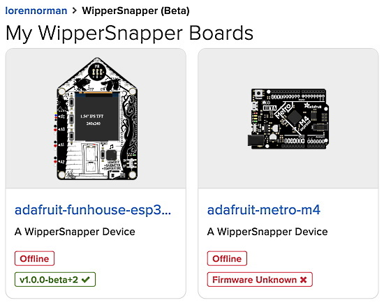 Wippersnapper Beta