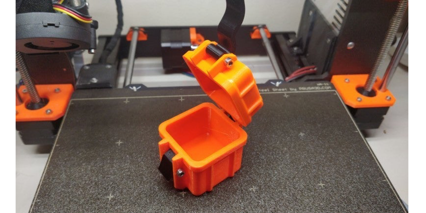 Customizable Penguin Case by ctag Thingiverse