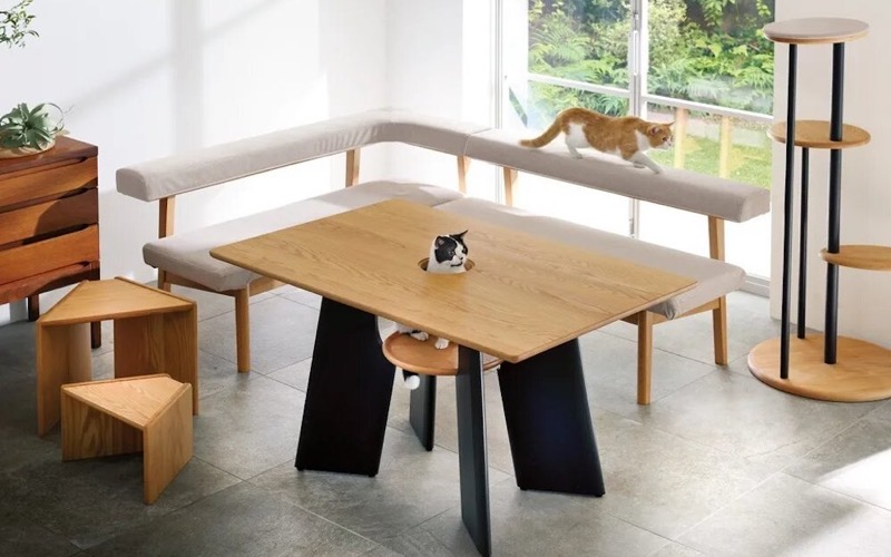 Dinos Cat Table More Cats