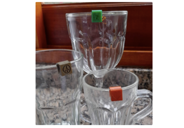 Glass Markers by gmourin Thingiverse
