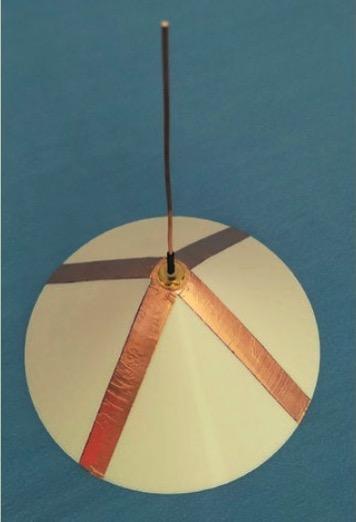 LoRa Ground Plane Antenna 868MHz by sisam Thingiverse