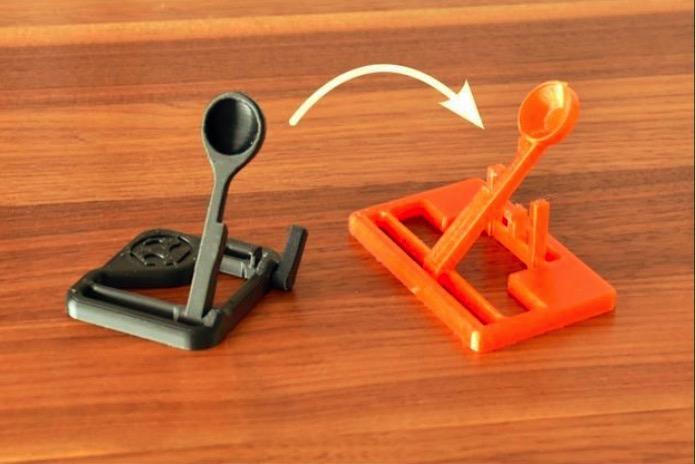 Micro Catapult V2 0 by bingoblob Thingiverse