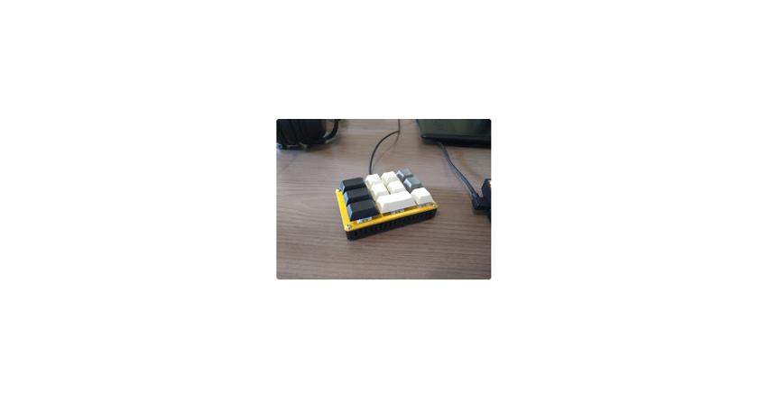 11 Key Macropad by Sciman101 Thingiverse