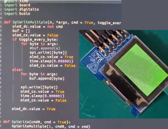Using Adafruit Blinka to Prototype Drivers