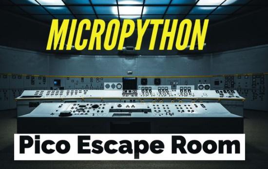 Pico Escape Room