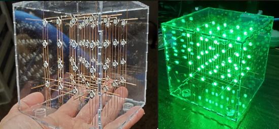 NeoPixel Cube