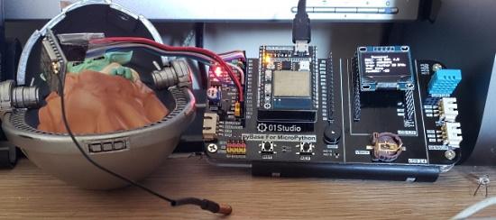 Adding TRNG to CircuitPython