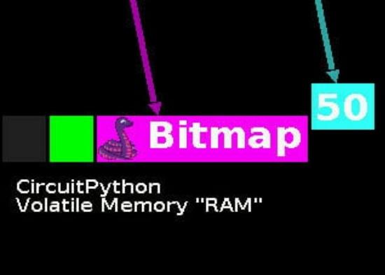Memory-saving tips for CircuitPython