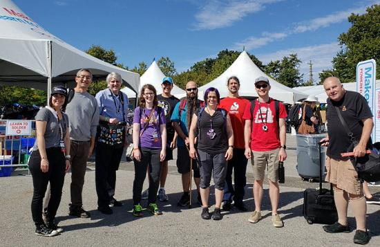 Maker Faire 2018