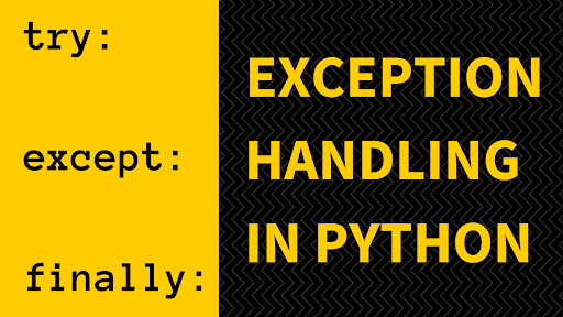 Handle Exceptions in Python