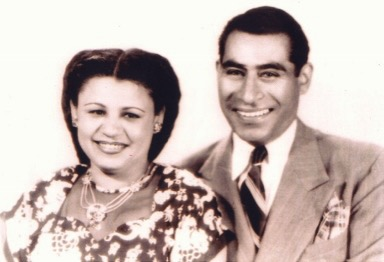 Felicita and Gonzalo