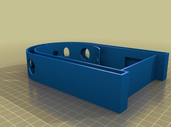 Jukebox for ALEXA Echo Dot 3rd Gen Stand REMIX by alexippati Thingiverse