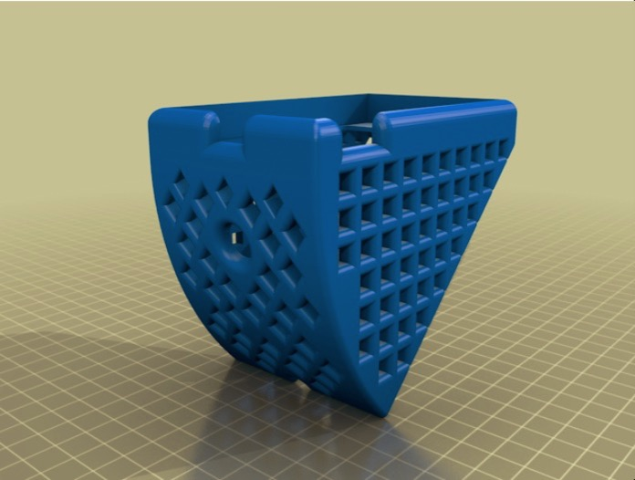 Thing files for Adafruit Macropad Stand by Nyghtpoison Thingiverse