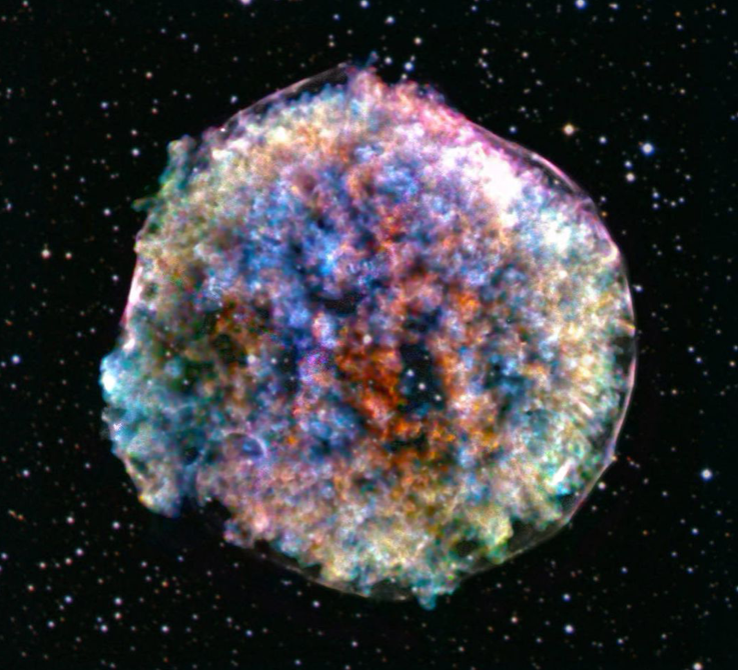 NASA converted a star s corpse to sound and the result is surprisingly lively CNET