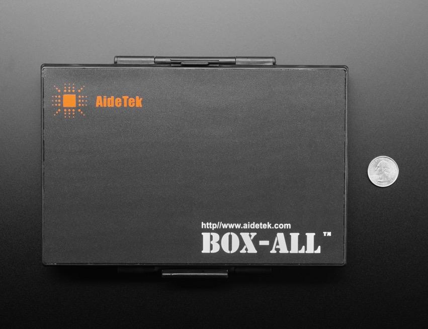 Box All Toolbox Black quarter ORIG 2021 06
