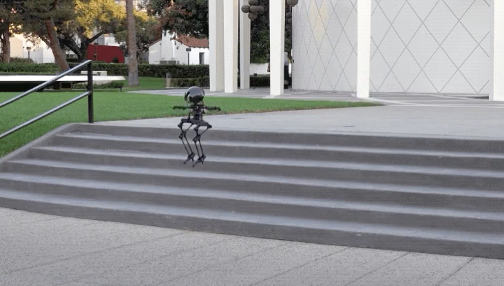 Creepy New Drone That Walks and Flies Is a Robopocalypse Nightmare Come True