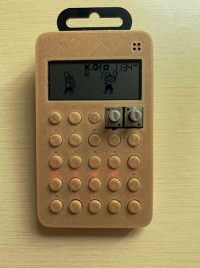 Pocket Operator Case by Pis Thingiverse