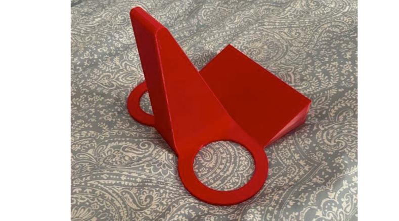 Portable Projector Vertical Stand by CGman Thingiverse