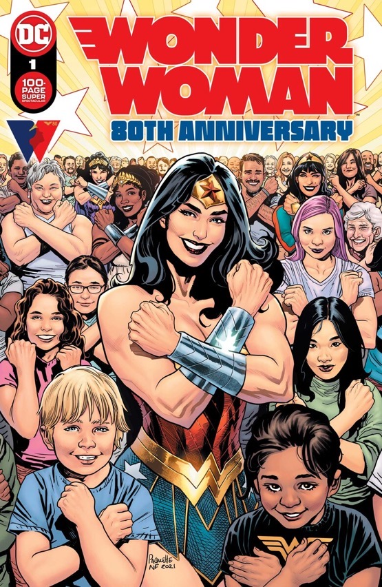 WW 80th ANNIVERSARY 100 PAGE SUPER SPECTACULAR Cv1 60ef9d95a2bc34 82494637